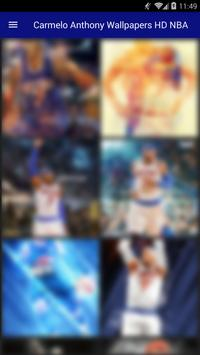 Carmelo Anthony Wallpapers HD NBA apk screenshot
