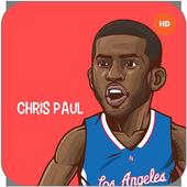 Chris Paul Wallpaper HD NBA icon