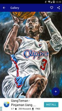 Chris Paul Wallpaper HD NBA apk screenshot