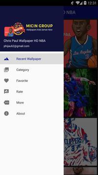 Chris Paul Wallpaper HD NBA screenshot 3