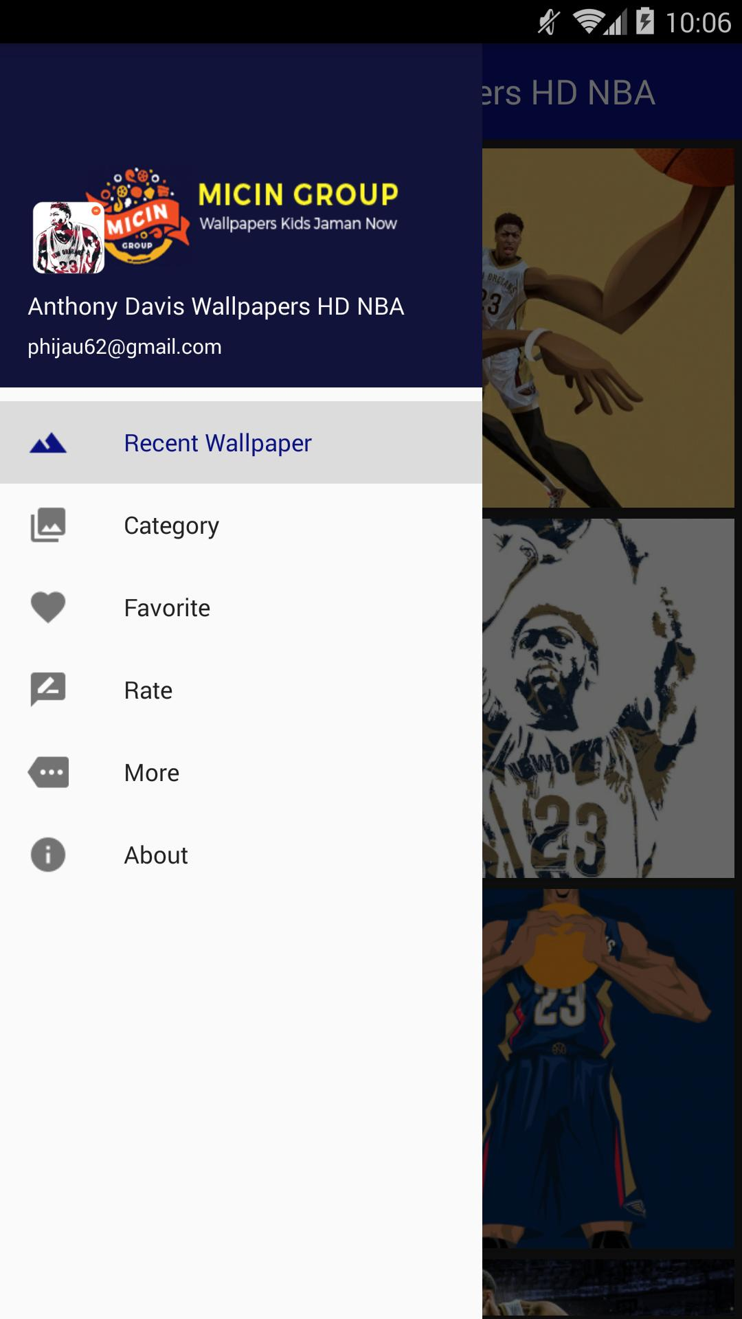 Anthony Davis Wallpapers HD NBA poster