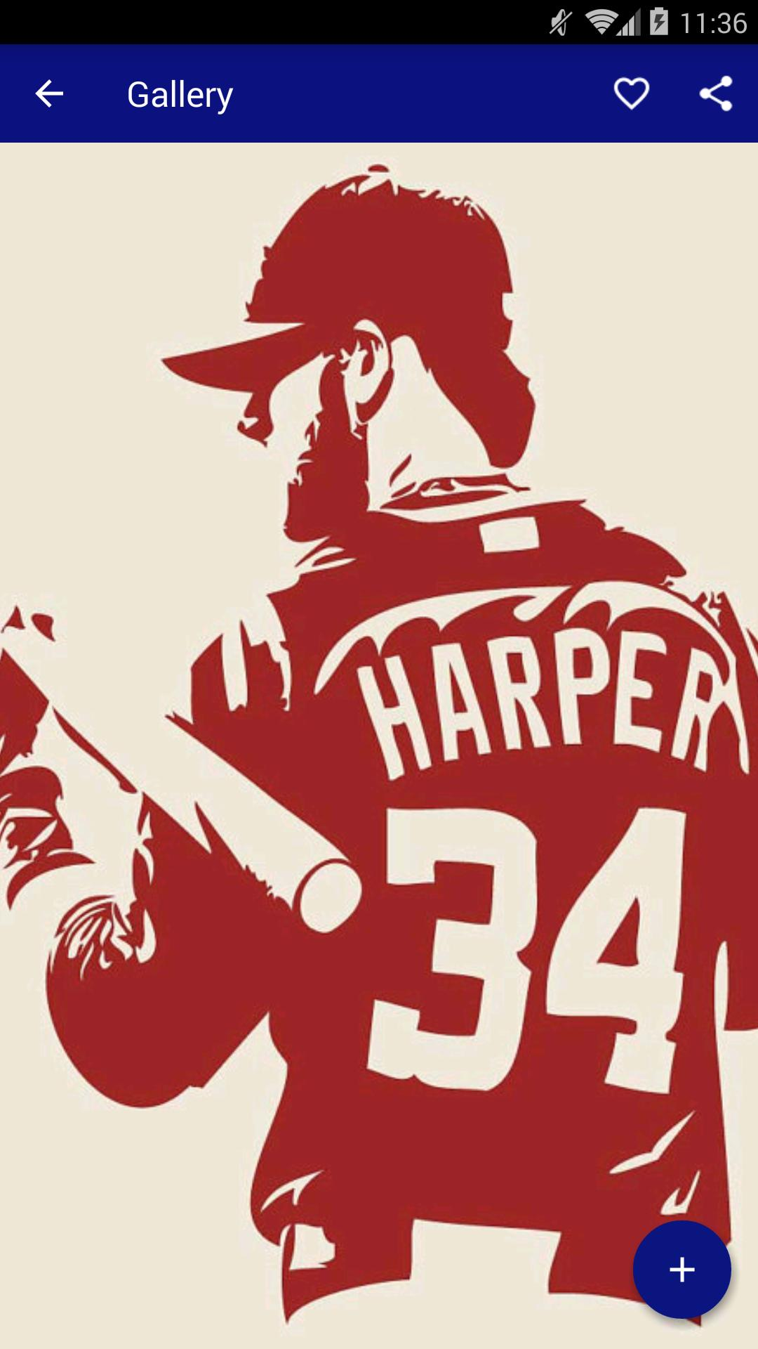 Bryce Harper Wallpapers Hd Mlb For Android Apk Download