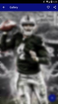 Derek Carr Wallpapers HD NFL apk screenshot