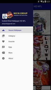 Ezekiel Elliott Wallpaper HD NFL poster