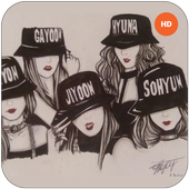 4Minute Wallpaper HD KPOP icon
