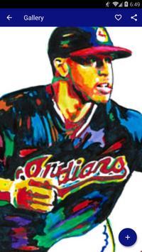 Francisco Lindor Wallpapers HD MLB apk screenshot