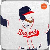 Freddie Freeman Wallpapers HD MLB icon