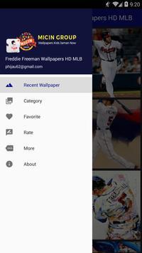 Freddie Freeman Wallpapers HD MLB poster