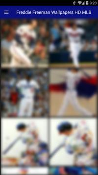 Freddie Freeman Wallpapers HD MLB screenshot 1