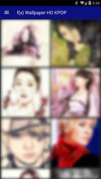 f(x) Wallpaper HD KPOP apk screenshot