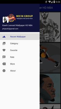Kawhi Leonard Wallpaper HD NBA poster