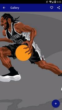 Kawhi Leonard Wallpaper HD NBA apk screenshot