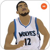 Karl Anthony Towns Wallpapers HD NBA icon