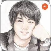 Kim Bum Wallpaper HD icon