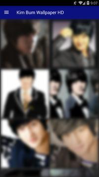 Kim Bum Wallpaper HD apk screenshot