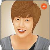 Kim Hyun Joong Wallpaper HD icon