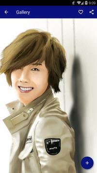 Kim Hyun Joong Wallpaper HD screenshot 2