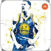 Klay Thompson Wallpapers HD NBA icon