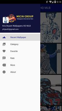 Kris Bryant Wallpapers HD MLB poster