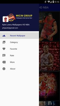 Kyle Lowry Wallpapers HD NBA poster