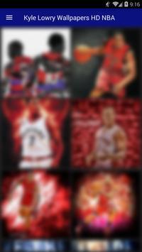 Kyle Lowry Wallpapers HD NBA screenshot 2