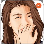 Ha Ji Won Wallpaper HD icon