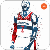 John Wall Wallpapers HD NBA icon