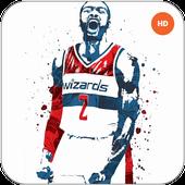 John Wall Wallpapers HD NBA icon