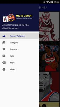 John Wall Wallpapers HD NBA poster