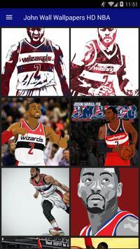 John Wall Wallpapers HD NBA screenshot 2