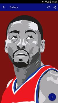 John Wall Wallpapers HD NBA screenshot 3
