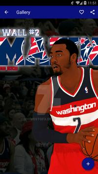 John Wall Wallpapers HD NBA screenshot 4
