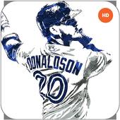 Josh Donaldson Wallpapers HD MLB icon