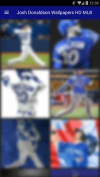 Josh Donaldson Wallpapers HD MLB screenshot 1