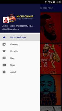 James Harden Wallpaper HD NBA poster
