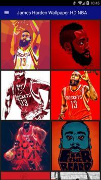 James Harden Wallpaper HD NBA screenshot 1