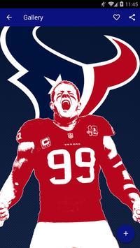 JJ Watt Wallpaper HD NFL apk screenshot