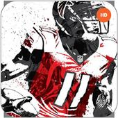 Julio Jones Wallpaper HD NFL icon