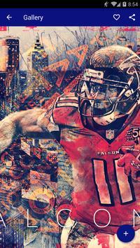 Julio Jones Wallpaper HD NFL screenshot 4