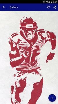 Julio Jones Wallpaper HD NFL screenshot 2