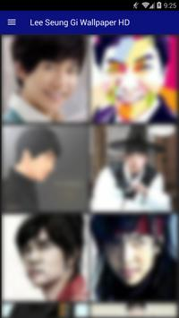 Lee Seung Gi Wallpaper HD screenshot 1