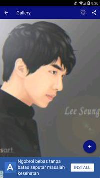 Lee Seung Gi Wallpaper HD screenshot 3