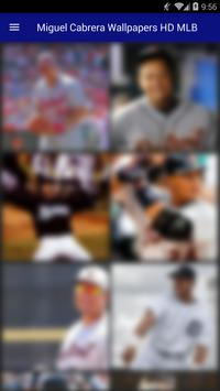 Miguel Cabrera Wallpapers HD MLB apk screenshot