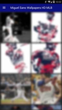 Miguel Sano Wallpapers HD MLB screenshot 1