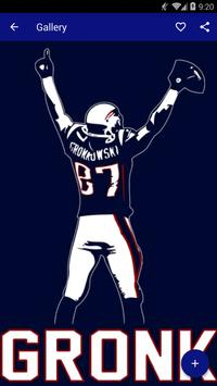 Rob Gronkowski Wallpaper HD NFL Apk Screenshot