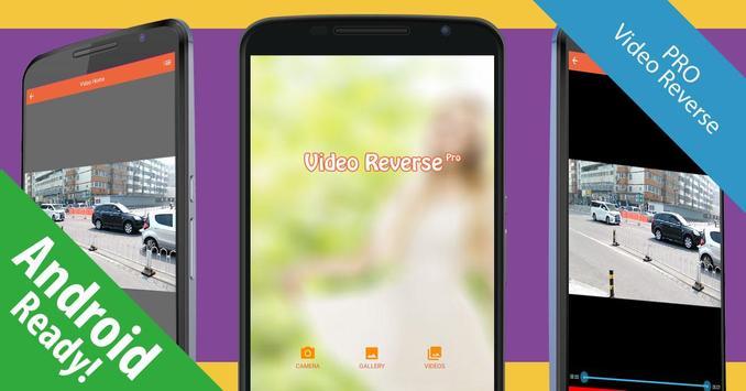 Video Reverse Pro poster