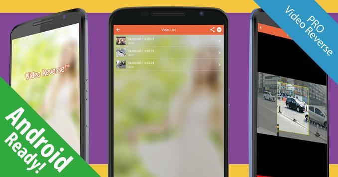 Video Reverse Pro screenshot 1