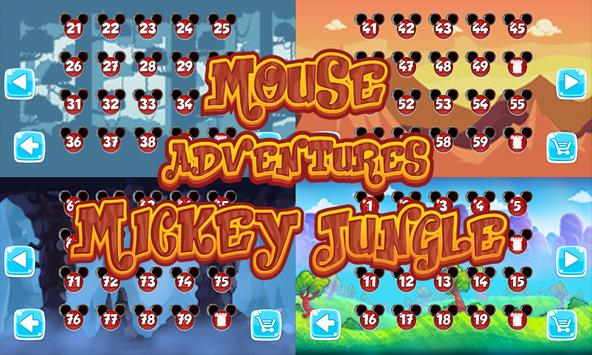 Mickey Jungle Mouse Adventures poster