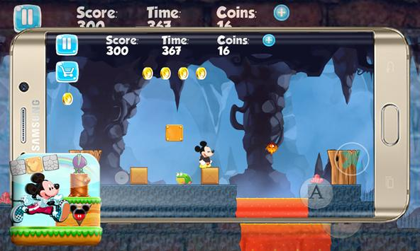 Mickey Jungle Mouse Adventures screenshot 2