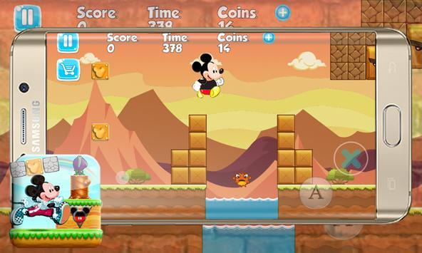 Mickey Jungle Mouse Adventures screenshot 5